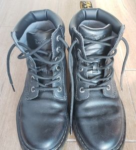 Dr. Martens Men's Cartor Lace Up Rugged Boots (Bla